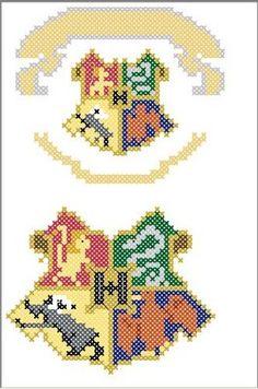 Harry Potter cross stitch.