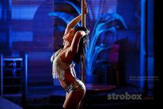 Glamor photo and lighting setup with Strobe, Softbox, Strip Softbox and Regular Flash by Ilko Allexandroff on strobox.com
