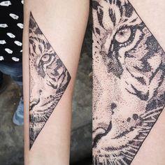 tiger tattoo - Google zoeken
