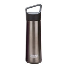 Grizzly Charcoal Vacuum Mug Outdoor Travel Water Bottle G…