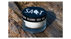 1oz. San Juan Island Sea Salt, $4.99  |  A great buy! So concentrated, a little goes a long way  |  The General Store Seattle, LLC