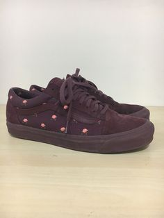 f0c23609c63f Undercover Undercover Floral Vans Size 10.5 - Low-Top Sneakers for Sale -  Grailed Floral