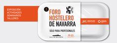 Foro Hostelero de Navarra. 19-21 de marzo. Baluarte #pamplonacongresos