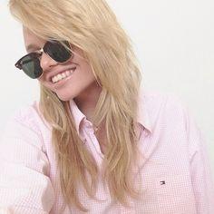 Alli Simpson: I love the sunglasses and polo