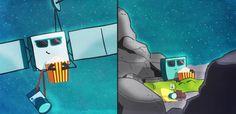 Миссия Rosetta: конец близок / Интересный космос
