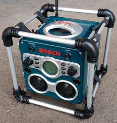Bosch Mini GML radio. Virtasenkauppa - Verkkokauppa - Online store.