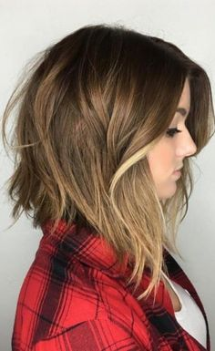 Balayage Short Hair Ideas for 2017 – Best Hair Color Trends 2017 – Top Hair Color Ideas for You
