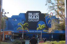 Blue Man Group at Universal