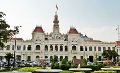 SAIGON CITY HALL