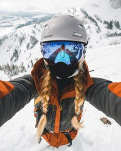 Winter in the Adirondacks – Enjoy the Great Outdoors! Snowboards, Winter Pictures, Cute Pictures, Ski Et Snowboard, Snowboard Girl, Ski Ski, Snowboard Goggles, Skier, Poses Photo