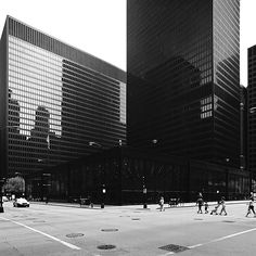 Chicago Federal Center 1964|Mies van der Rohe