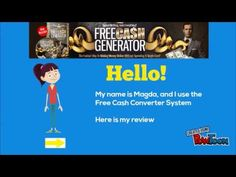 Free Cash Generator System Review 2017