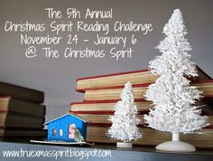 The 5th Annual Christmas Spirit Reading Challenge