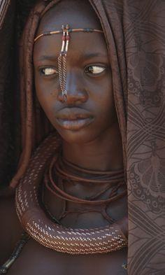 Himba Woman, Ethiopia