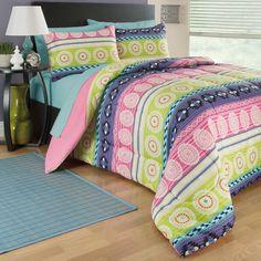 Found it at Wayfair - Gypsy 3 Piece Comforter Set