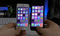 What Would iOS Look Like On The iPhone 6