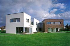 Architect House, Facade, Mansions, House Styles, Home Decor, Mansion Houses, Homemade Home Decor, Villas, Facades