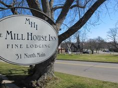 Jenny Steffens Hobick: East Hampton Weekend | The Mill House Inn | New England Weekend Trips | Travel