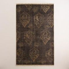 Radley Floral Hand-Knotted Wool Area Rug