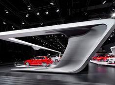 Audi - Salon internacional des automovil Barcelona 2013 | Schmidhuber