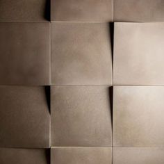 sustainable 3D wall tiles from Atlanta-based DEX