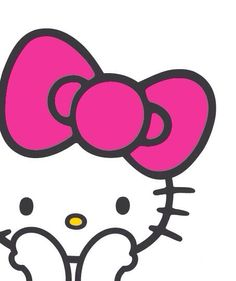 Hello Kitty Bow Little Sanrio Hollow Pictures Images Wallpaper Backgrounds