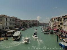 Gran Canal, Venecia, Italia (abril 2012