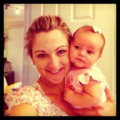 With Mummy