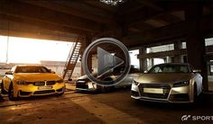 Sony and Polyphony Digital released today the first Gran Turismo Sport gameplay trailer, which was captured using the PS4.