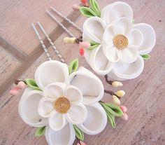 pair of white ume | Flickr - Photo Sharing!