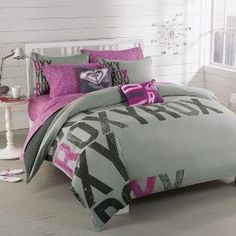 roxy comforter sets for teens | toddler bedding sets: Polka Bedding Girls