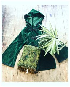 All About Audrey is a fashion boutique based in Brighton, UK. Shop vintage clothing with a bohemian, gypsy vibe. Green Velvet, Hooded Jacket, Hoods, Handmade, Jackets, Shirts, Jacket With Hoodie, Down Jackets, Cowls
