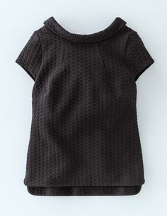 Square Jacquard Top WO035 Clothing at Boden