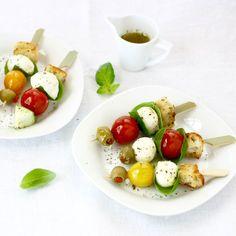 Panzanella Salad Ske
