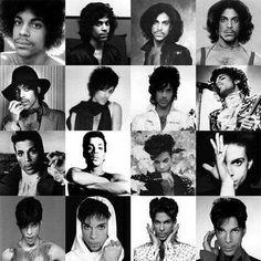 Prince and more Prince.