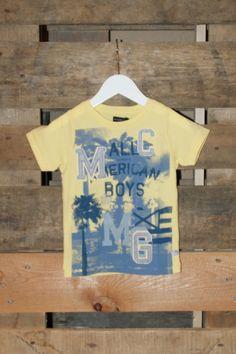 Dik katoenen shirt met de bekende McGregor print en fluisterende palmbomen! Echt een zomer topper!
