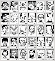 architects in cartoons