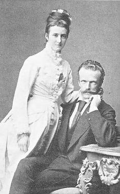 Carl Theodor and Maria Josepha, the Duke and Duchess in Bavaria