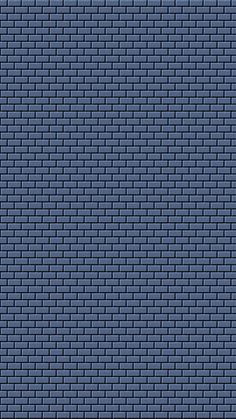 Blue Brick Wallpaper