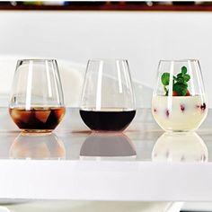 12 stk  Spiegelau & Nachtmann, 6-teiliges Universalbecher-Set , Kristallglas, 460 ml, Authentis Casual, 4800191: Amazon.de: Küche & Haushalt