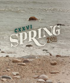 spring #graphic design