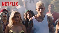 Bright: Behind the Scenes | Machine Gun Kelly, X Ambassadors and Bebe Rexha - Home