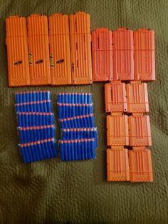 13 nerf clips 100 darts on Mercari Nerf Rifle, Arma Nerf, Nerf Accessories, Dinosaur Drawing, Iron Man Avengers, Fancy Fonts, Assault Rifle, Decoration, Ali