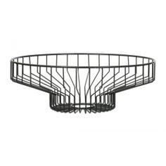 Schale Furnitive Metall Grau günstig online kaufen - FASHION FOR HOME 32,-