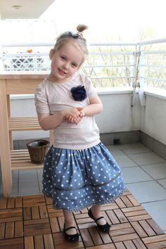 DIY skirt for girls