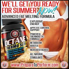 Get summer ready with #formulation1 ! #burnfatfast #getripped #summer