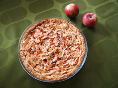 Omenapiirakka – Apple Pie