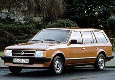 Pictures of Opel Kadett Caravan 5-door (D) 1979–84