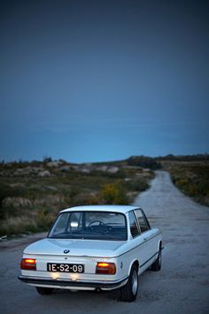 BMW 2002 - inexpensive beautiful vintage car from the late 60s / early 70s. I would seriously like to get one of these of all of the beautiful vintage cars out there.