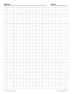free graph paper printable great for crochet diy crafts sewing